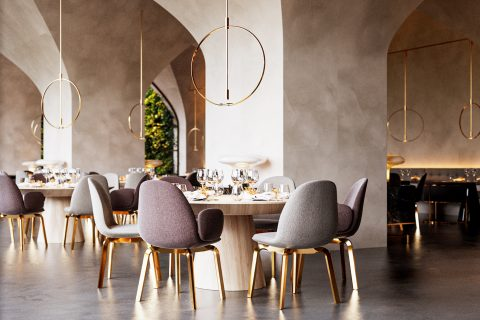 3D restaurante Menorca