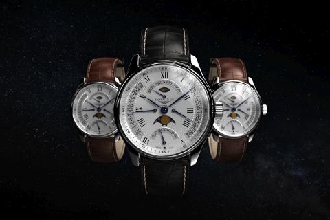 3D colección relojes