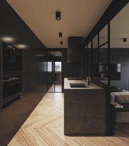 render apartamento
